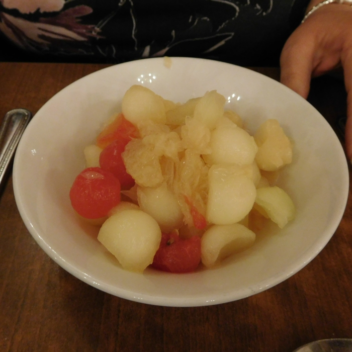 2017-02-11 Dinner at Grand Metropole