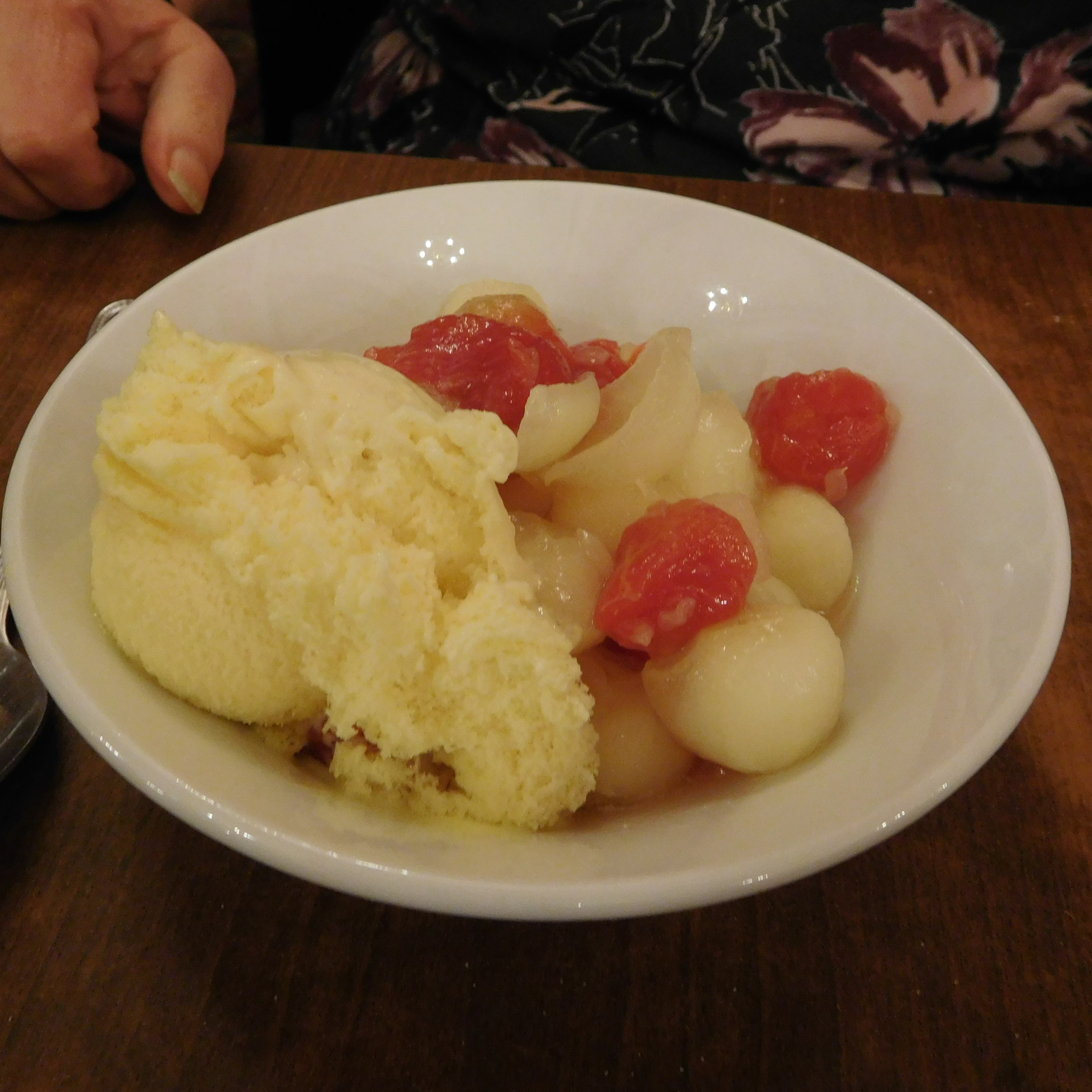 2017/02/11 Dinner at Grand Metropole