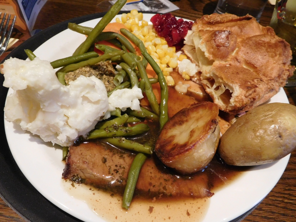 Colin's Carvery, Beef and Turkey