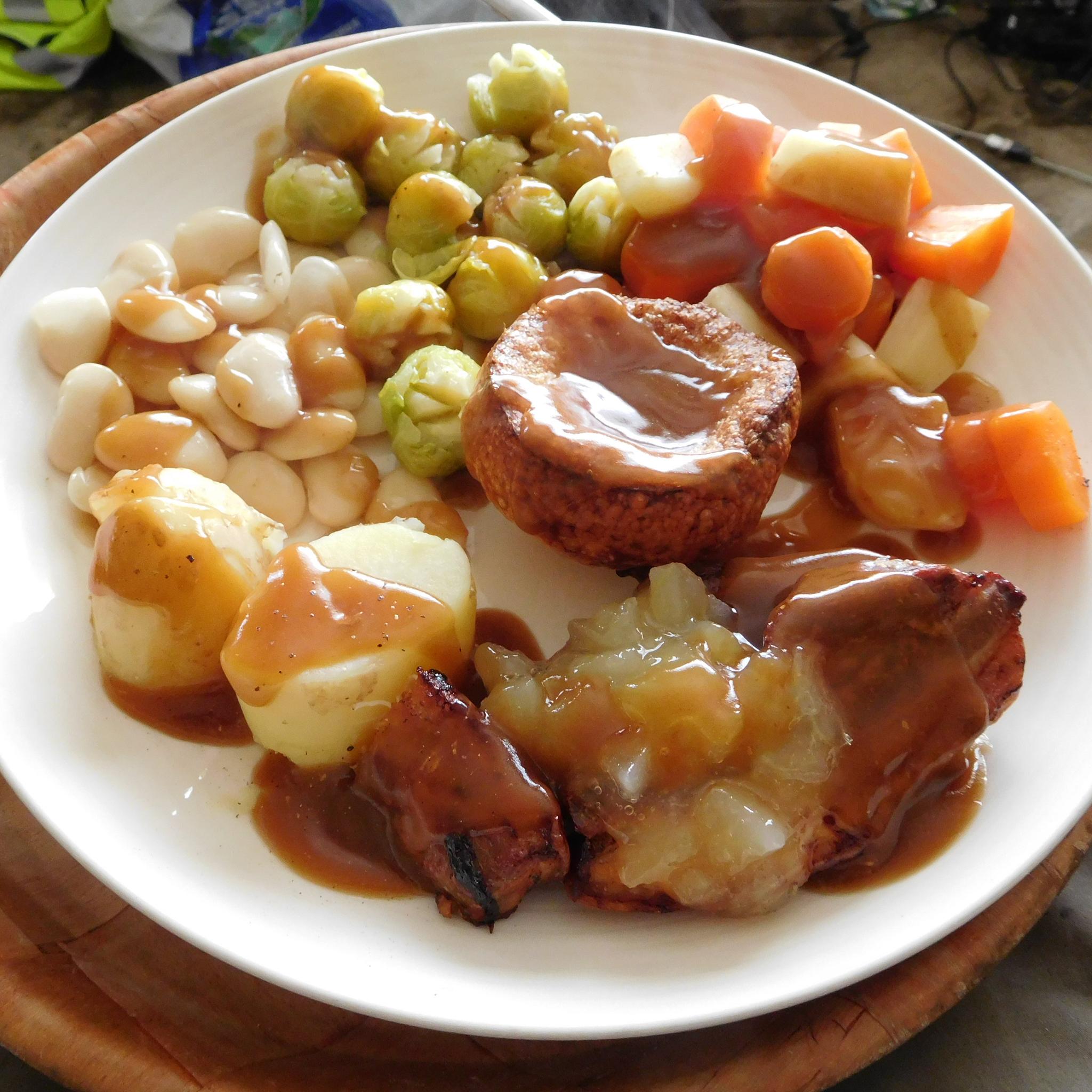 2017-04-16 Lunch. Pork Belly