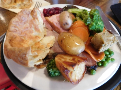 2017-05-13 Lunch. Carvery