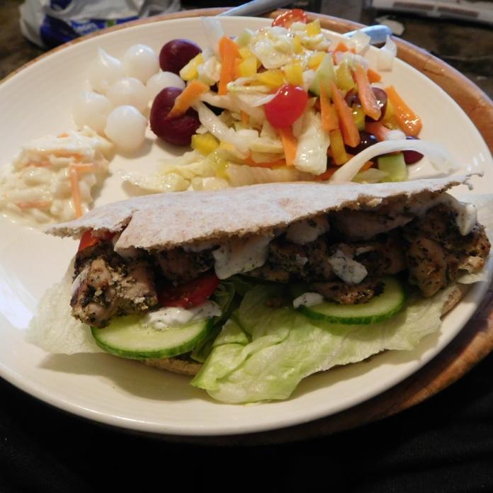 2017-05-15 Chicken Souvlaki Kebabs