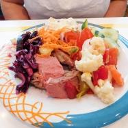2017-05-26 Lunch in Windjammer