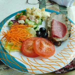 2017-05-29 Lunch from Windjammer