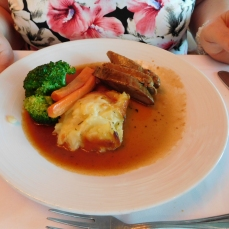 2017-05-29 Christine's Dinner at Sapphire Dining Room