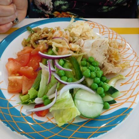 2017-06-01 Lunch in Windjammer