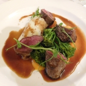 2017-06-11 Dinner at Borrowdale Hotel