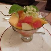 2017-06-11 Dinner at Borrowdale Hotel