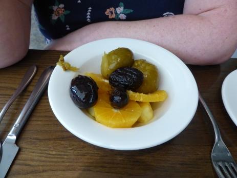 2017-06-29 Breakfast at McDonald Craxton Wood