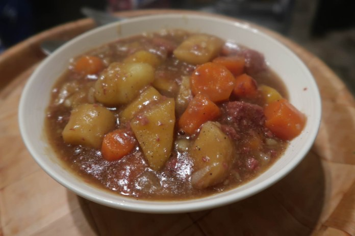Corned Beef Stew